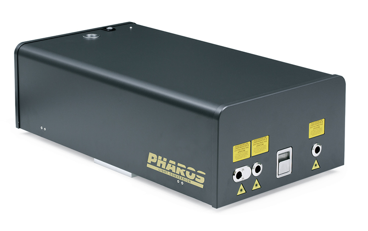 PHAROS single-unit fs laser