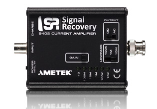 Signal Recovery 5402 Low Noise Preamplifier