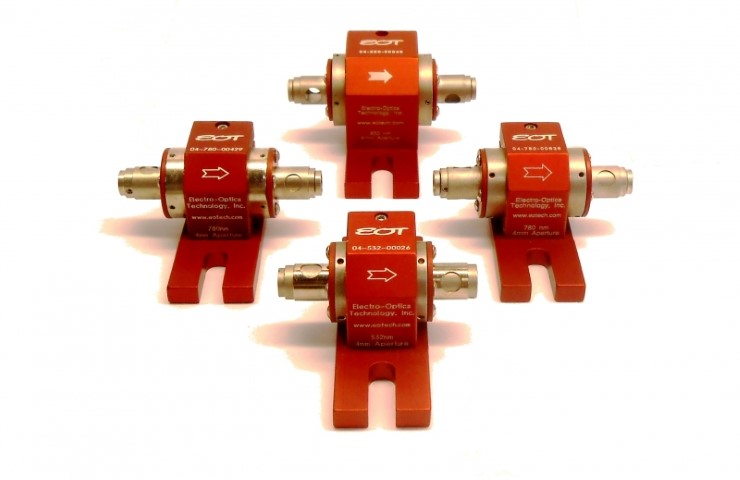 Wavelength Tunable Isolators/Rotators