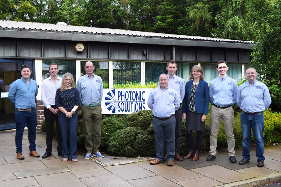 Photonic Solutions Building, Edinburgh