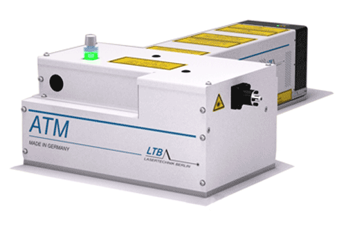 UV-VIS Tuneable laser modules