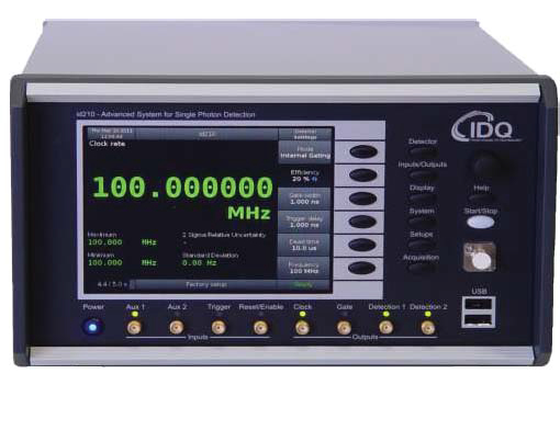 id210 Near IR Photon Detector