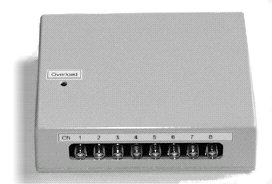 HRT-81 8 channel TCSPC-PMT router