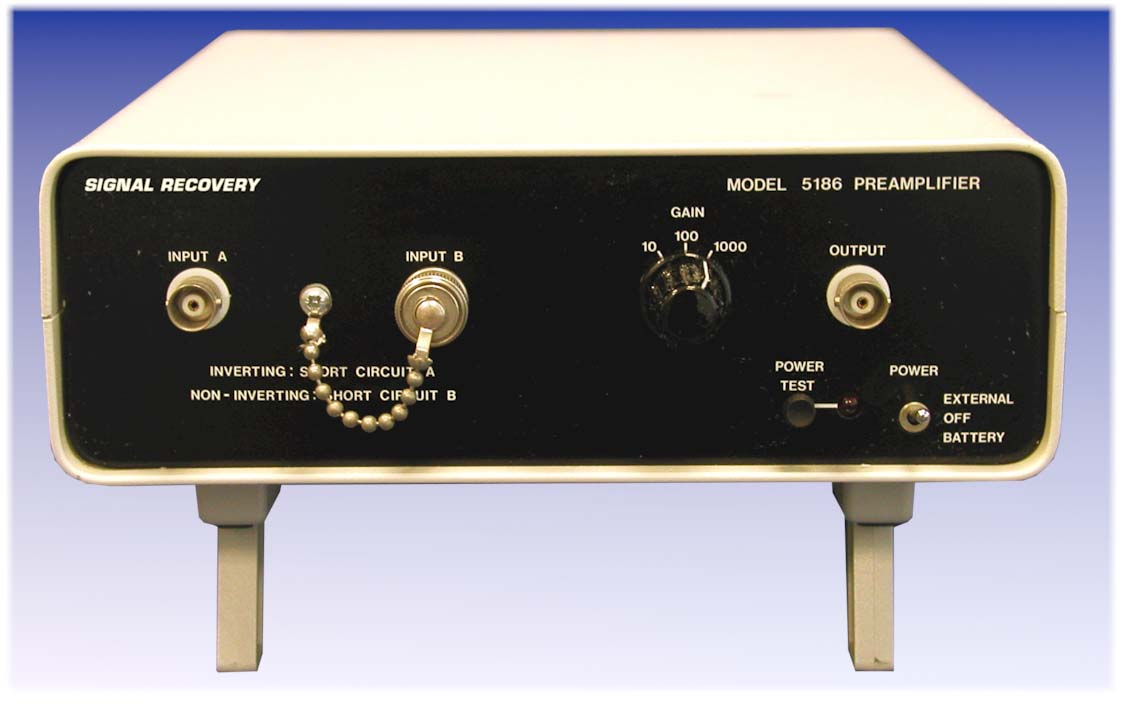 Model 5185 Wideband Preamplifier
