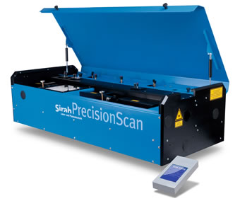 PrecisionScan Tuneable Dye Laser