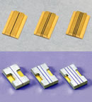 Laser diode array submodules