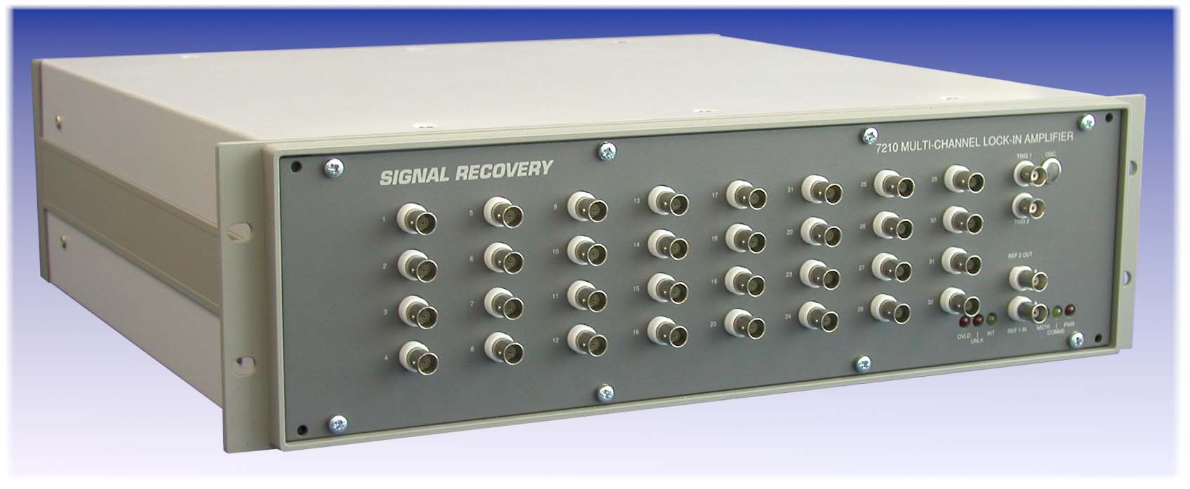Model 7210 Multichannel DSP Lock-in amplifier