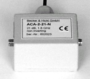 ACA-XX GHz wideband amplifier family