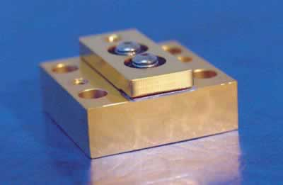 Conductively cooled diode array