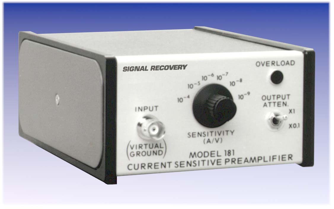 Model 181 Current Preamplifier