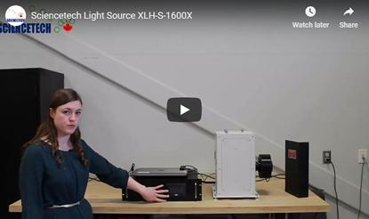 Sciencetech Light Sources Video
